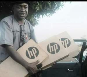 Helping Hands International in Nigeria. 6