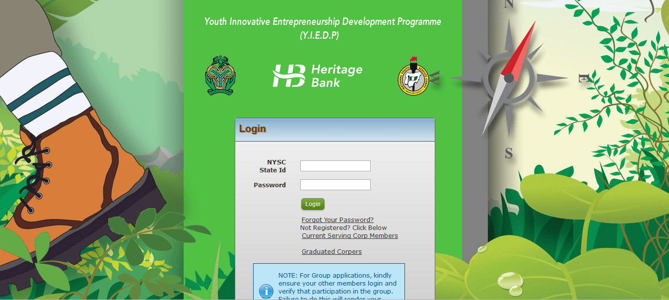Apply for N3 Million Loan from Heritage Bank for Youths