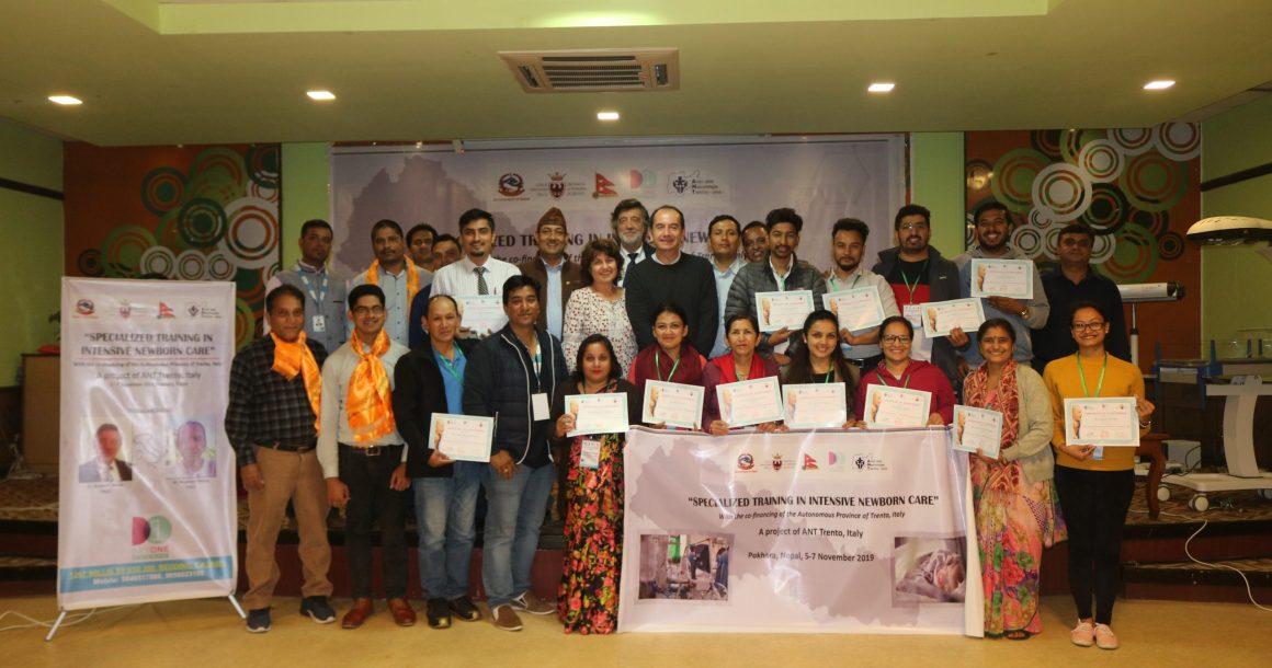 Training in Specialized Newborn Care in Nepal
