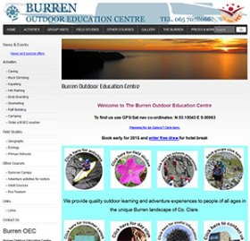 Burren Outdoor Education Centre