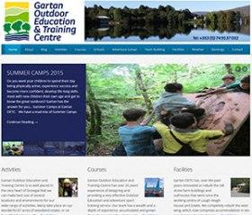 gartan outdoor education centre
