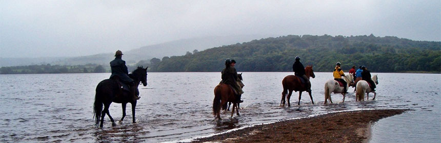 horse riding holidays ireland