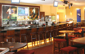 astropark sports bar