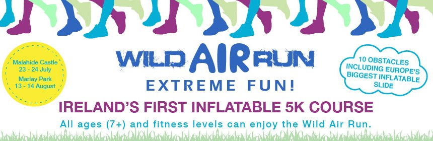 wild air run extreme fun