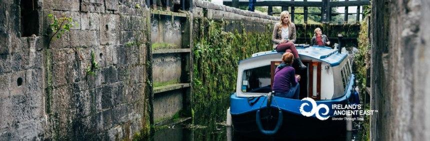 barge trip digby lock