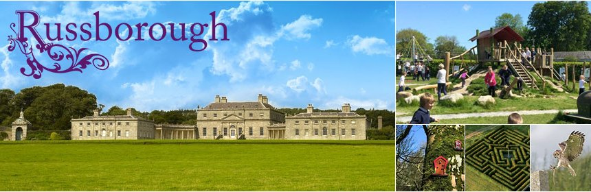 russborough house and parkland