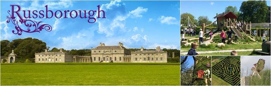russborough house and parkland