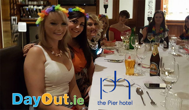 the pier hotel limerick hen parties