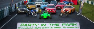 Party in the Park - Mondello Family day out