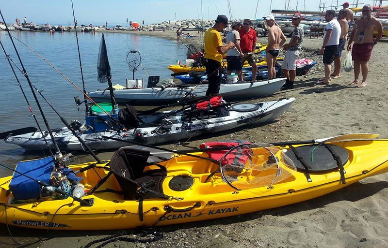 The Advantages is the Reason of Fishing Kayaks Popularity