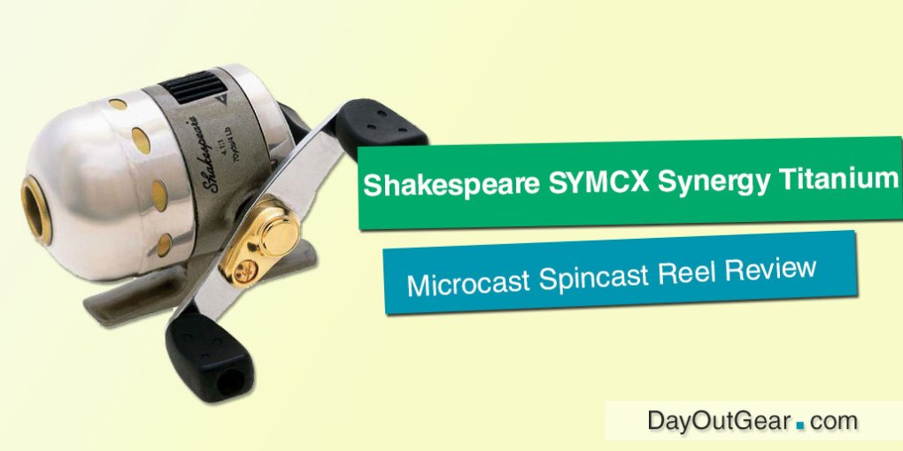 Shakespeare SYMCX Synergy Titanium Microcast Spincast Reel Review