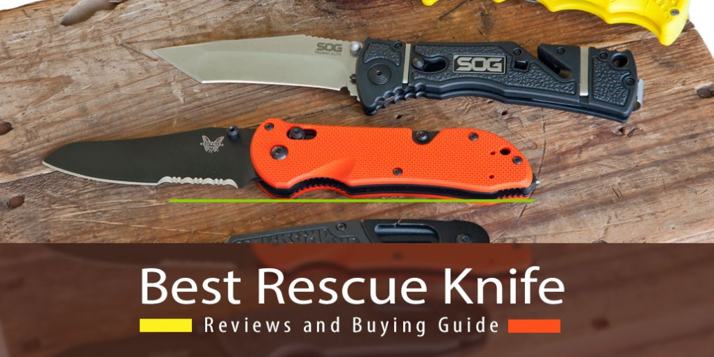 Best Rescue Knife Review