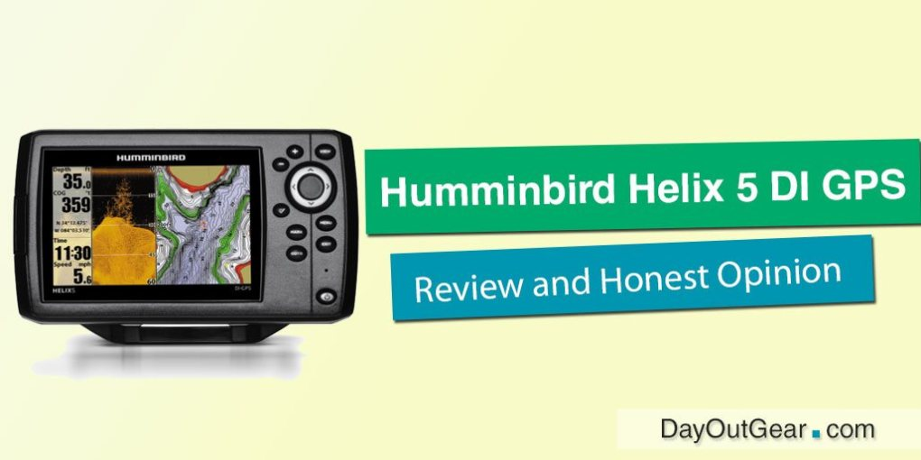 Humminbird Helix 5 DI GPS Review and Honest Opinion