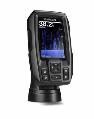 GPS of Garmin STRIKER 4dv