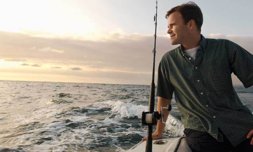 Trolling Tactics Helps to Catch More Fish