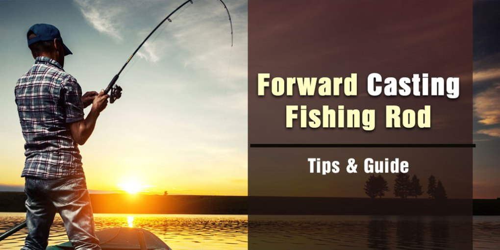Forward Casting Fishing Rod Tips and Techniques