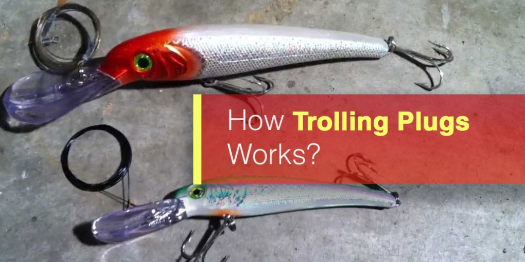 How Trolling Plugs Works?