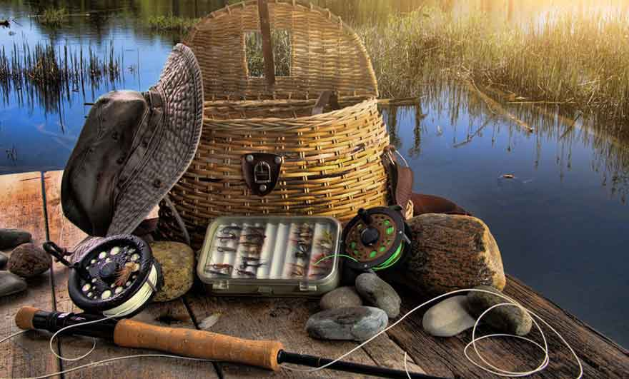 fishing kit for beginners