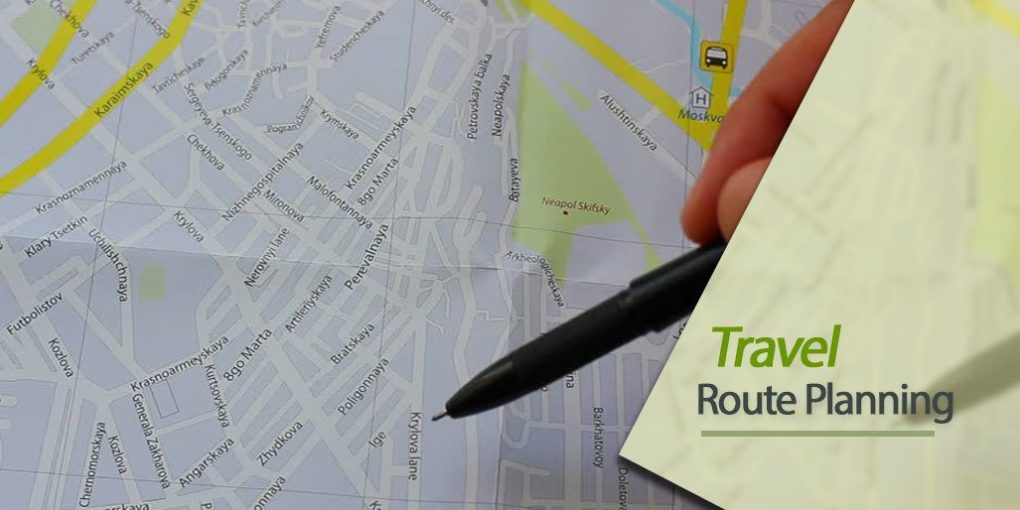 Travel Route Planning Guide and Checklist