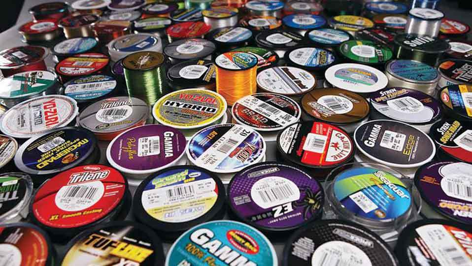 Types of Fishing Line for Bass Baitcasters