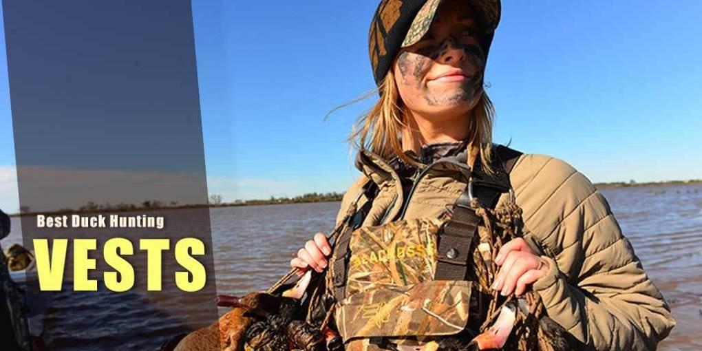 Best Duck Hunting Vest