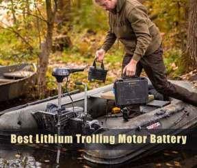 Best Trolling Motor Battery for 80 lb Thrust