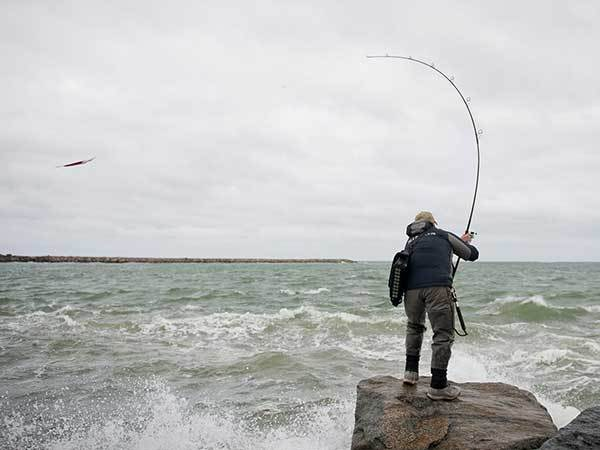 Adding Weight for Better Casting Distances