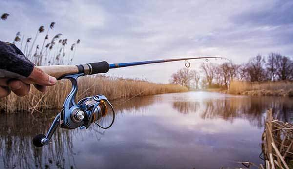 Best Jigging Rod Overall smooth finish and a nice built quality