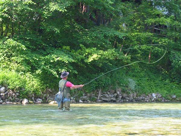 History of Small Stream Flyfishing