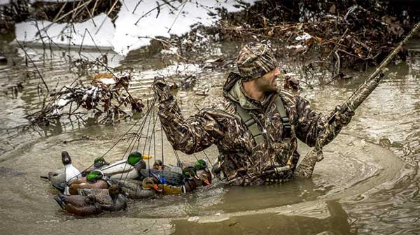 What is the Warmest Waterfowl Jacket