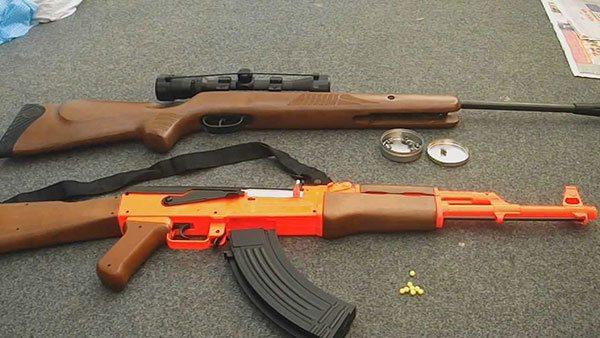 BB Guns vs. Pellet Guns