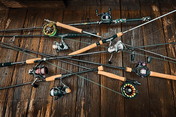 Best Rod Reel Laws Right Now