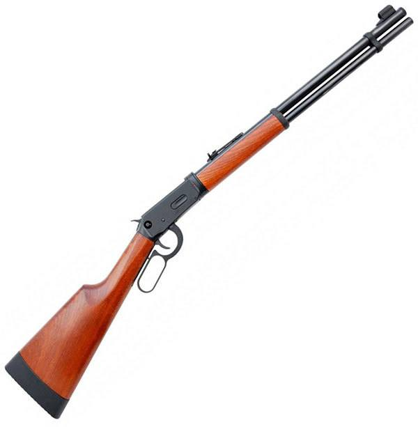 CO2 Cartridge of Lever Action Rifle