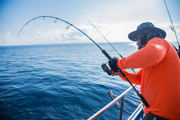 Types of Saltwater Fishing