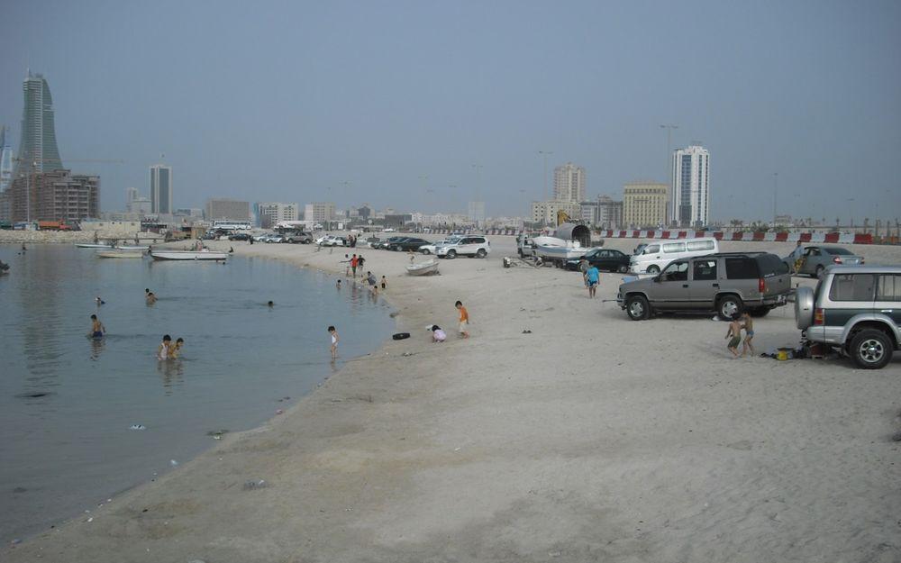 Bahrain水邊