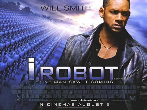 《I, Robot》完美的智能邏輯,真的完美?