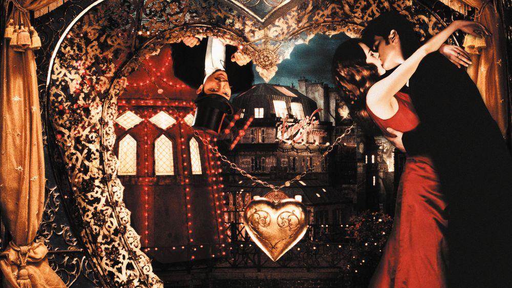 《Moulin Rouge!》浮誇卻精彩的愛情歌舞劇