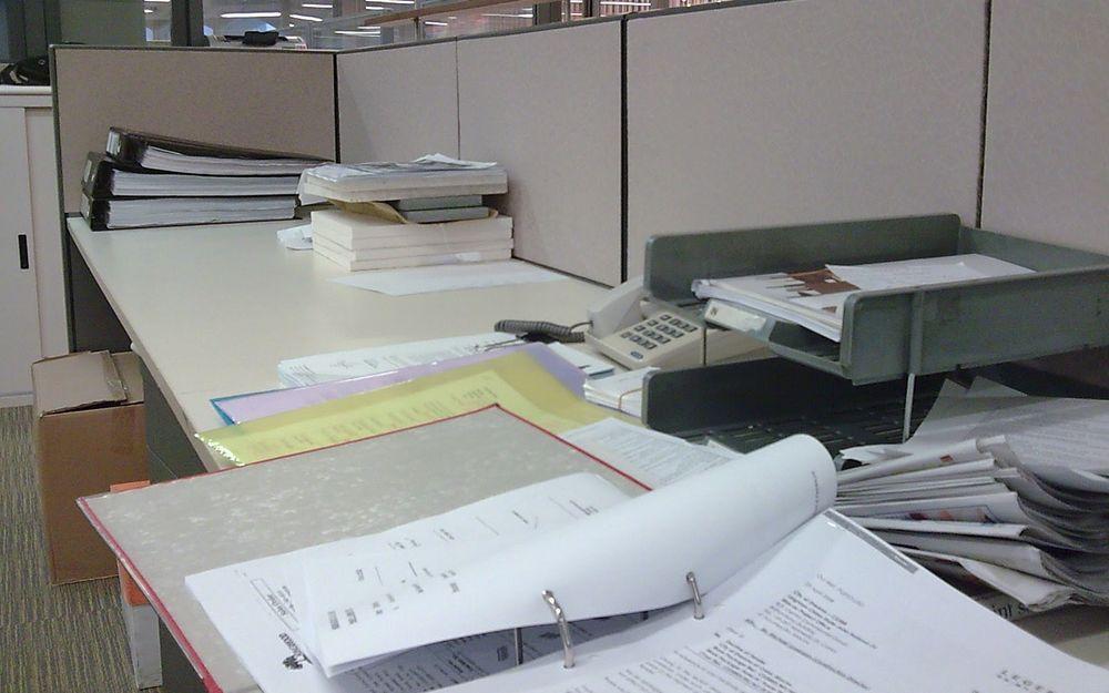 Work @ LGD - 工作桌