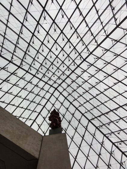 Louvre abstract
