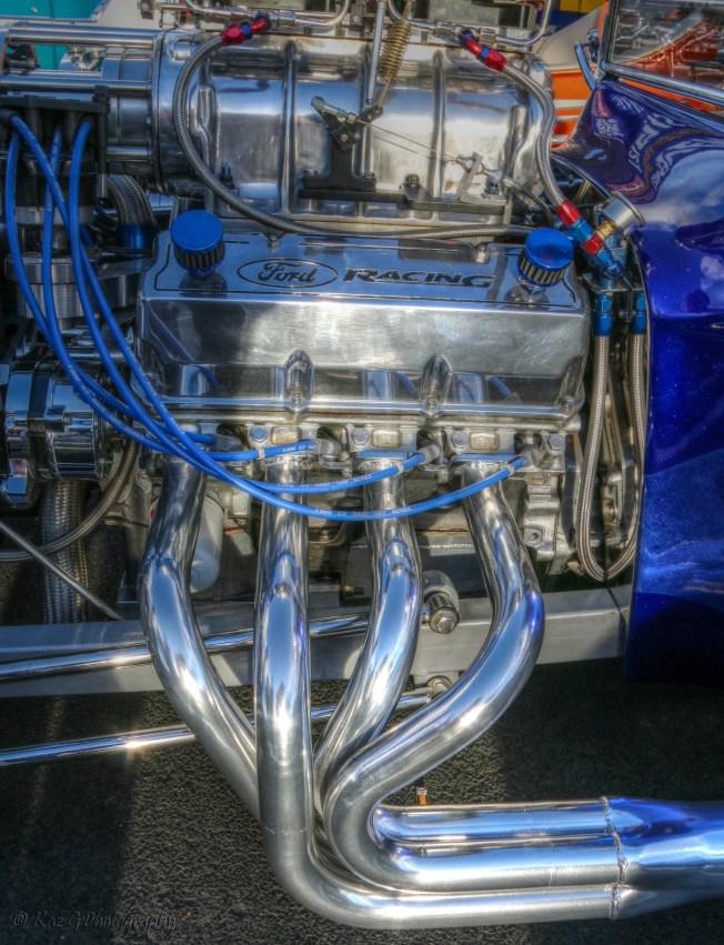 Ford V8 vroom vroom