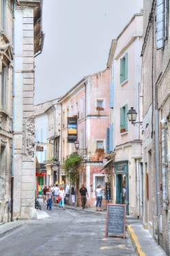 Street of St Remy