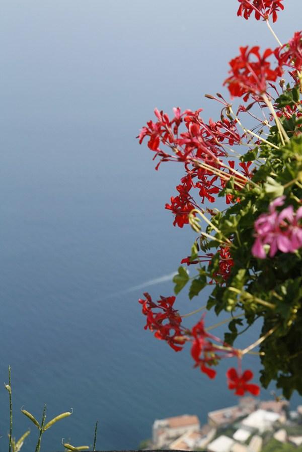 Villa Cimbrone Ravello view