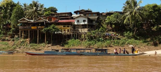 Muang Khua – Einstieg in Laos