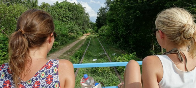 Battambang – Bamboo Train