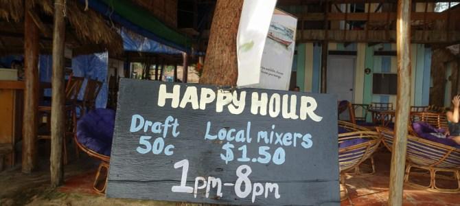 Sihanoukville – Gras und Beer