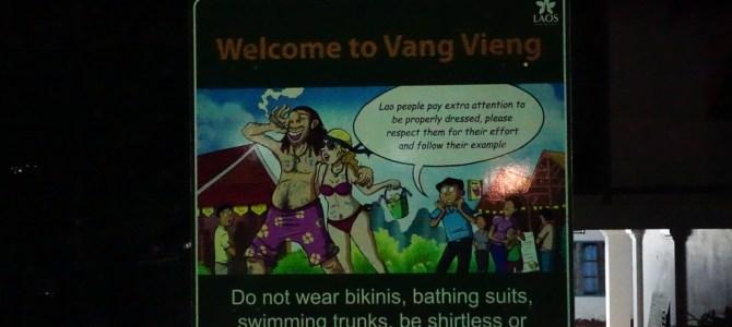 Vang Vieng – Die Party ist vorbei