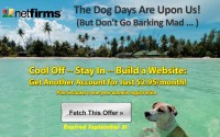 Netfirm 50% off coupon code