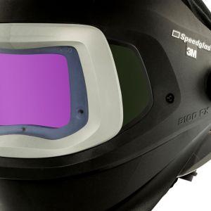 3M™ Speedglas™ Flip-Up Welding Helmet 9100XXi FX Air with Adflo Powered Air Welding Respirator