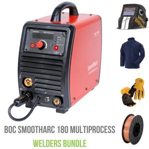 BOC Smootharc 180 Multiprocess Welders Bundle
