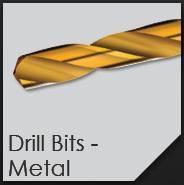 Drill Bits - Metal